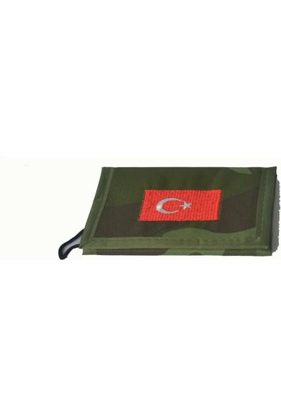 Erdoğanlar Acemi ve Bedelli Askeri Malzeme Askılı Asker Cüzdanı Dikiş Seti Hediyeli