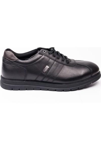 Dockers 229035 Siyah Deri Erkek Günlük Ayakkabı