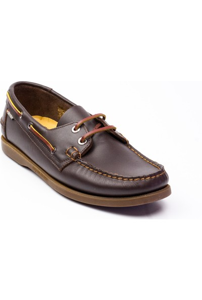 Greyder 67630 Kahverengi Deri Günlük Erkek Ayakkabı