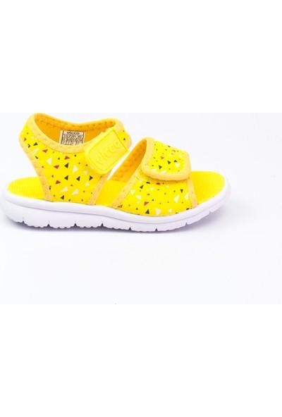 Vicco 332.P20Y.305 Sarı Unisex Çocuk Sandalet (26-30)