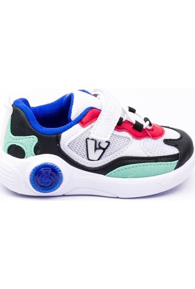 Vicco 346.B20Y.214 Beyaz Bebek Günlük Ayakkabı (22-25)