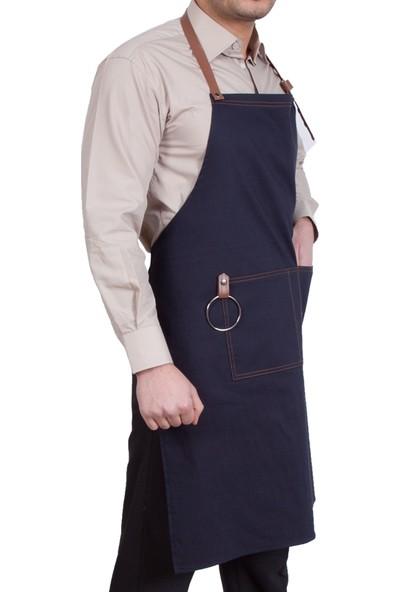 Nout Cafe Barista Şef Garson Aşçı Önlüğü