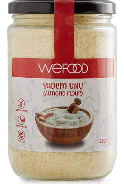 Wefood Badem Unu 250 gr