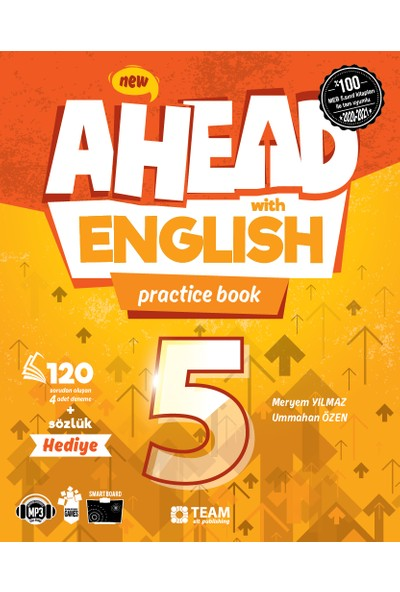 Ahead with English 5 Practice Book