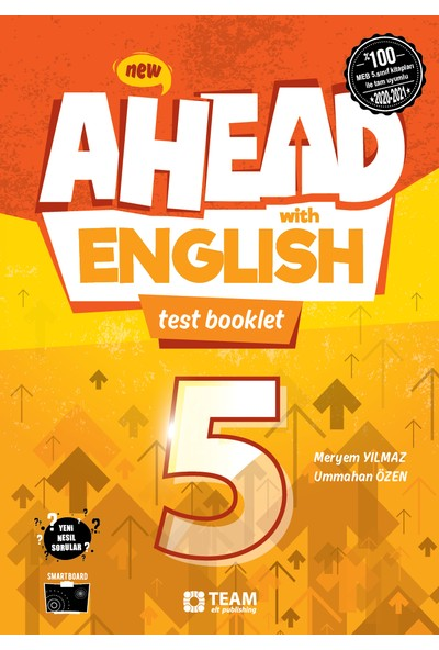 Ahead with English 5 Test Booklet