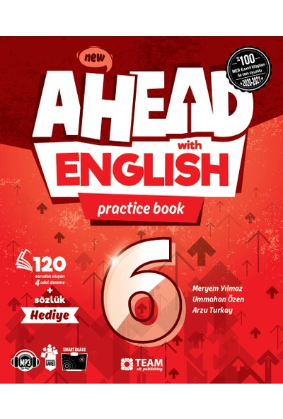 Ahead with English 6 Practice Book