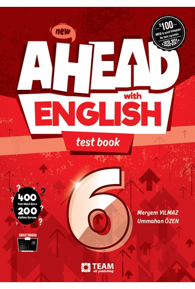 Ahead with English 6 Test Book
