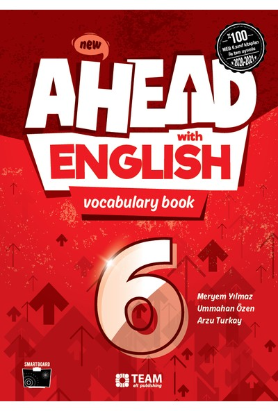 Ahead with English 6 Vocabulary Book