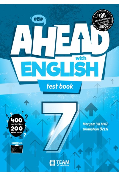 Ahead with English 7 Test Book