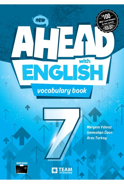 Ahead with English 7 Vocabulary Book