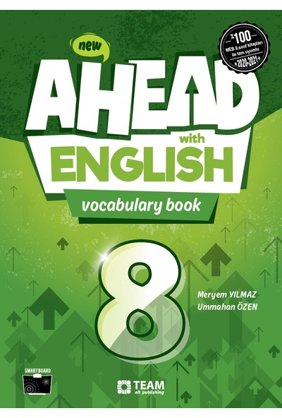 Ahead with English 8 Vocabulary Book