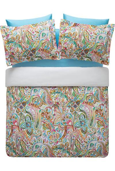 Yataş Bedding Verna Saten Nevresim Takımı (Çift Kişilik Xl)