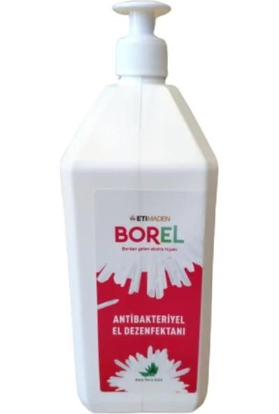 Eti Maden Borel Alkol Bazlı Antibakteriyel El Dezenfektanı 1 lt
