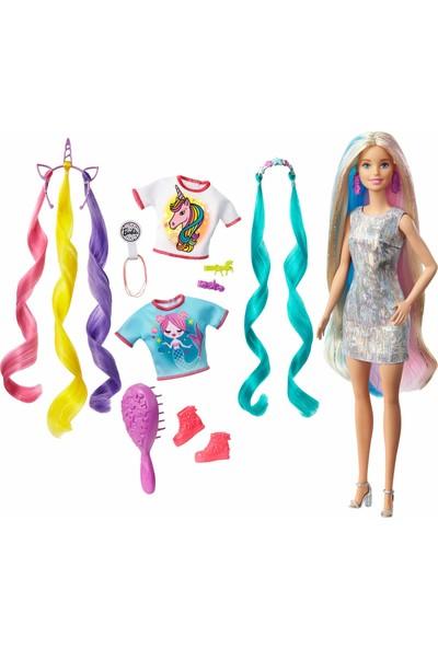 Barbie Sonsuz Saç Eğlencesi Bebeği GHN04