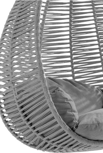 Kayso Fındık Bahçe Balkon Salıncağı Hamak Salıncak
