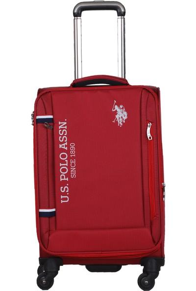 U.S. Polo Assn. Ön Bölmeli Kabin Boy Valiz PLVLZ8079C