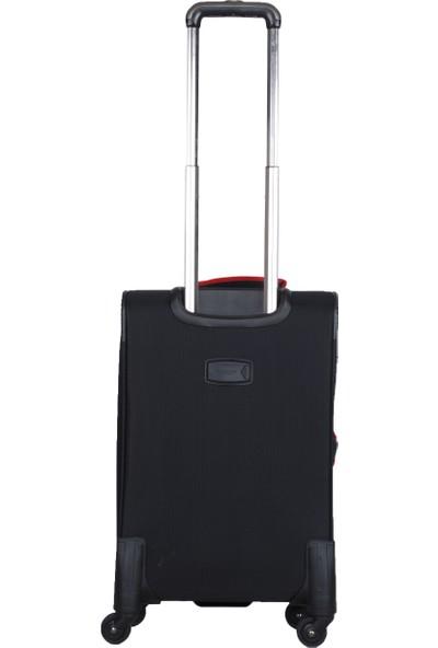 U.S. Polo Assn. Ön Bölmeli Kabin Boy Valiz PLVLZ9005C