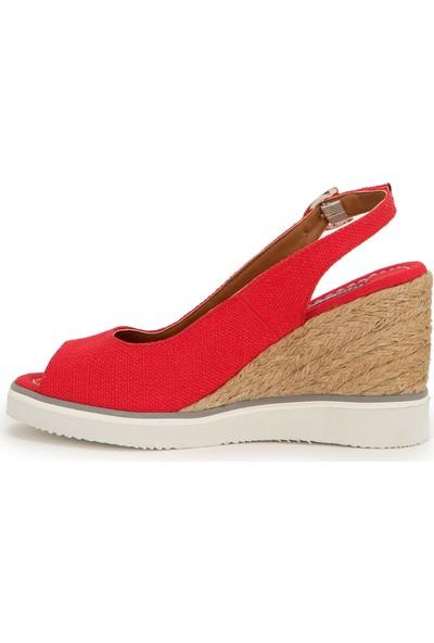 U.S. Polo Assn. Kırmızı Ayakkabı 50222107-VR030