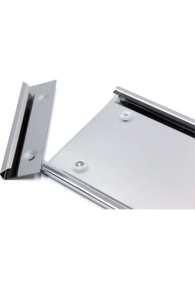 Birben Araç Krom Plakalık Metal Plaka Çerçevesi Oto Plakalık
