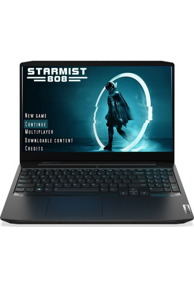 "Lenovo IdeaPad Gaming 3 15IMH05 Intel Core i5 10300H 12GB 1TB SSD GTX1650 Freedos 15.6"" FHD Taşınabilir Bilgisayar 81Y400DATXZ10"