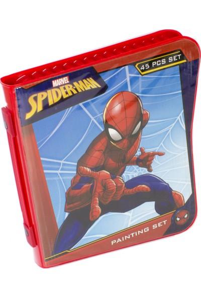 Dolphin Spider-man SM-4340 Boyama Seti