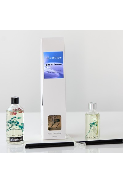 Absorberr Jasminum Çubuklu Oda Kokusu 50 ml