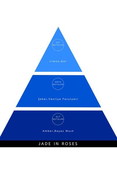 Absorberr Jade In Roses Çubuklu Oda Kokusu 50 ml