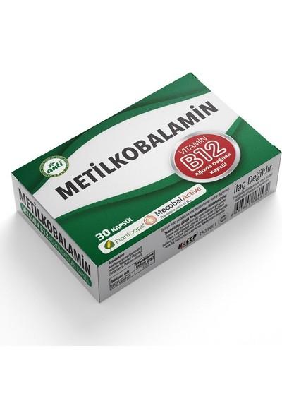 Anti Metilkobalamin B12 Çiğneme Tableti
