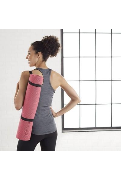 Amazonbasics Yoga Mat ve Taşıma Askılı Kaymaz Egzersiz Minderi Pembe