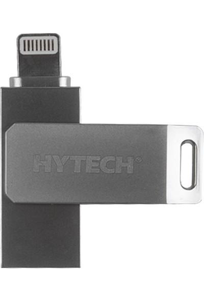 Hytech HY-XUFOIP128 128GB USB 3.0 + Lightning OTG Flash Bellek