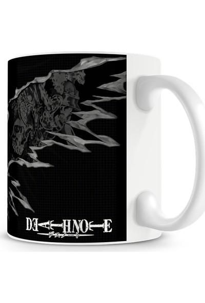 Penguen Dükkan Death Note Baskılı Kupa Bardak