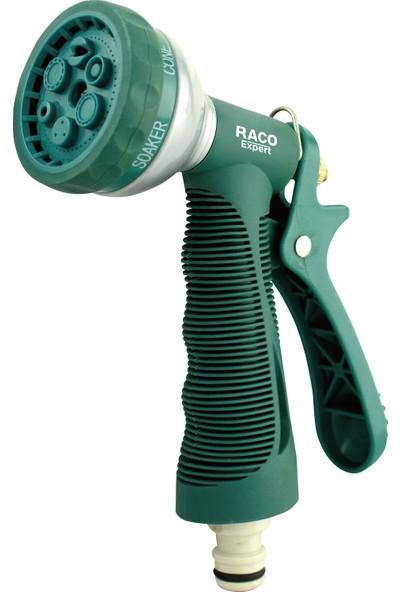 Raco 55354 Yuvarlak Başlıklı 6 Ayarlı Metal Hortum Tabancası