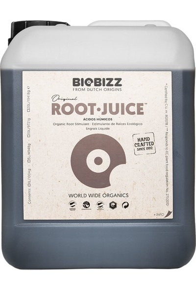 Biobizz Root Juice 5 lt
