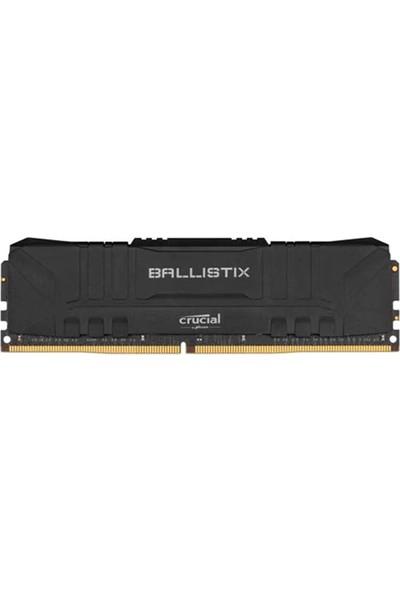 Crucial Ballistix 8GB 3000MHz 288 Pin UDIMM DDR4 CL15 Ram BL8G30C15U4B