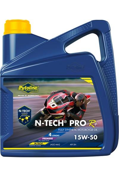 Putoline N-Tech® Pro R+ 15W-50 Motor Yağı 4l