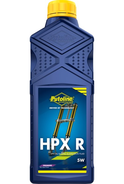 Putoline Hpx R 5W Amortisör Yağı 1 lt