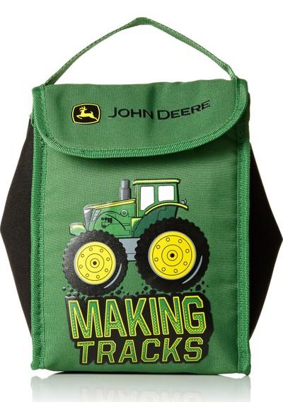 John Deere Traktör Beslenme Çantası