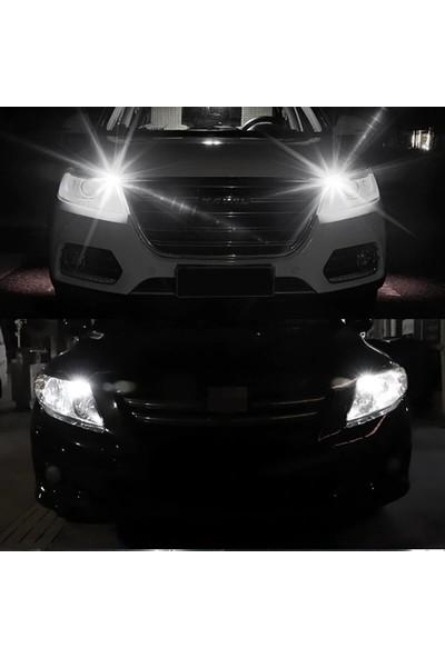 Knmaster T10 Canbus Smd 2835 12 Ledli Evrensel Beyaz LED Takım