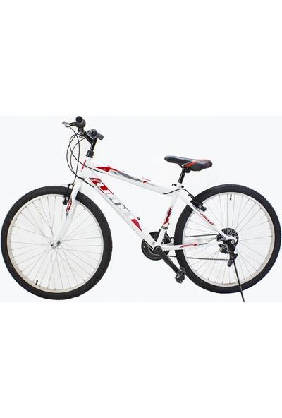Ümit Bisiklet Colorado 24 Man 2401 Beyaz - Kırmızı - 004492