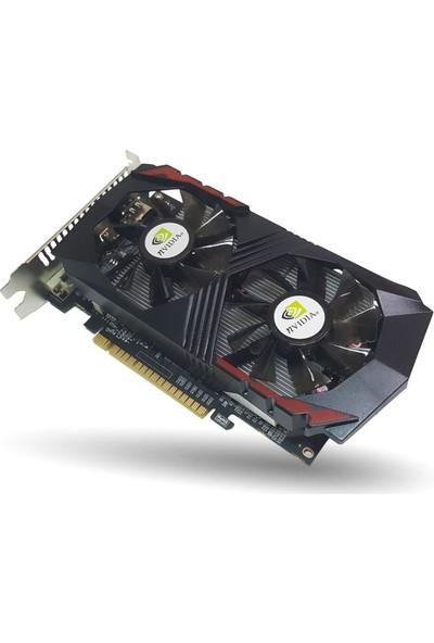 Quadro GeForce GTX1050Ti 4GB 128Bit GDDR5 (DX12) PCI-E x16 Ekran Kartı (GTX1050TI 4GD5)