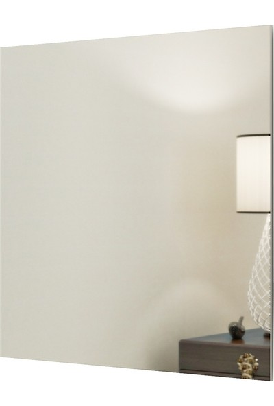Camex Store 3 Parçalı Dekoratif Kare Ayna