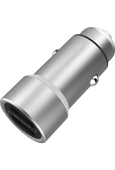 X-Voora C-302 3.6A Micro USB Dual Auto ID Araç Şarj Cihazı