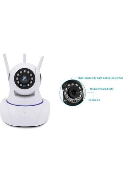 Mobitell Ip-26 Kablosuz Ip Güvenlik Kamerası