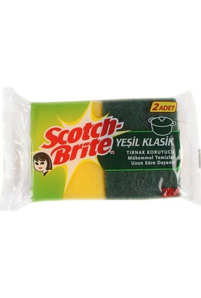 Scotch Brite Tırnak Koruyucu Sünger 2'li - 70'li