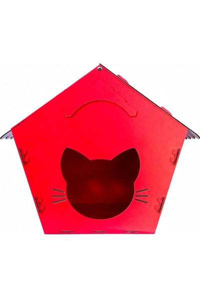 Alfagama Kedi Evi 55 cm