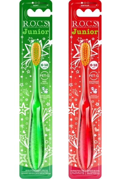 Rocs Junior Diş Fırçası - 2 Adet