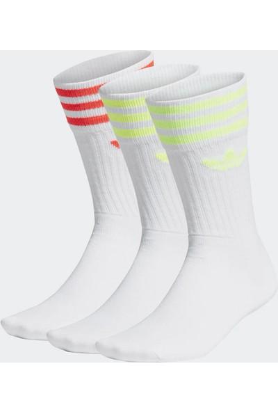 adidas Çorap Solid Crew Sock FM0625