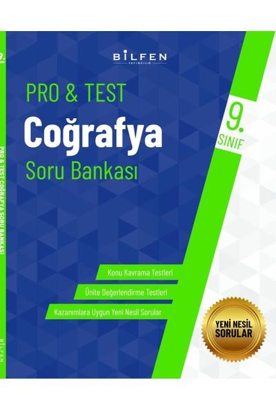 Bilfen Yayınları Pro & Test 9.sınıf Coğrafya Soru Bankası