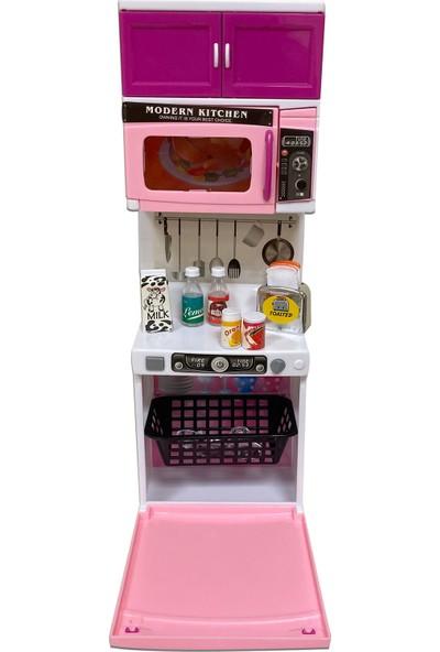 Birlik Oyuncak Bulaşık Makinesi ve Mini Fırın Seti