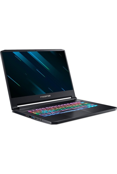 "Acer Predator Triton 500 Intel Core i7 10750H 32GB 1TB SSD RTX 2080 Super Freedos 15.6"" FHD Taşınabilir Bilgisayar NH.Q6WEY.001"